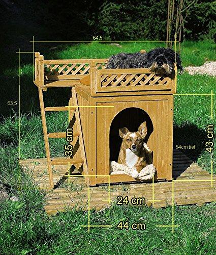 Test-Avis-Deuba-Niche-villa-pour-chiens